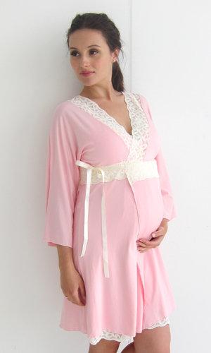 Belabumbum Lotus Kimono Robe