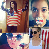 You Vote, Girl! Women Cast Their Ballots