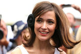 Rose Byrne Makes a Sweet Melbourne Cup Appearance