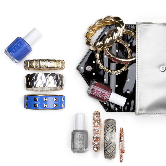 Peep Essie and BaubleBar.com's Sparkling Collaboration