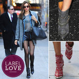 All the Cool Celebrity Girls Are Crushing on Isabel Marant's Boots!