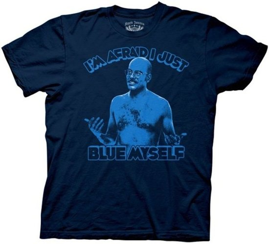 I Blue Myself Men's T-Shirt ($18)