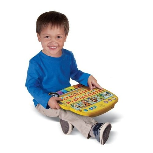 For 2-Year-Olds: LeapFrog Touch Magic Learning Bus