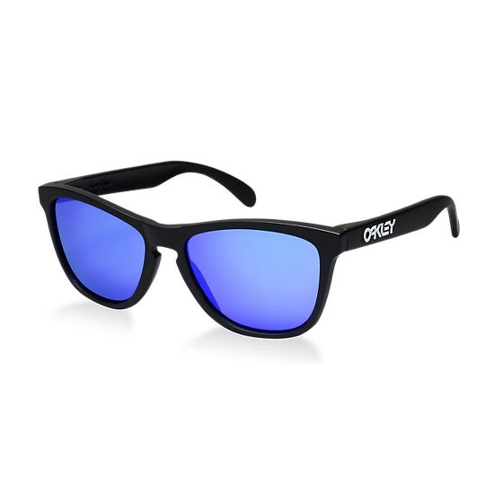 Sunglasses, $159.95, Oakley at Sunglass Hut. Ph: 1800 556 926