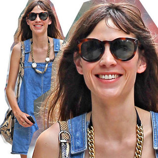 Round Sunglasses To Buy Now Like Alexa Chung's