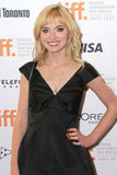 Imogen Poots will play Zac Efron's love interest in the romantic comedy Are We Officially Dating?