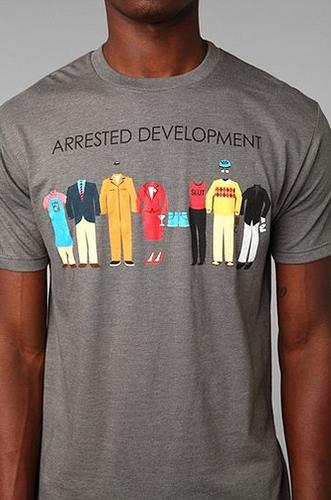 Arrested Development Tee ($24)