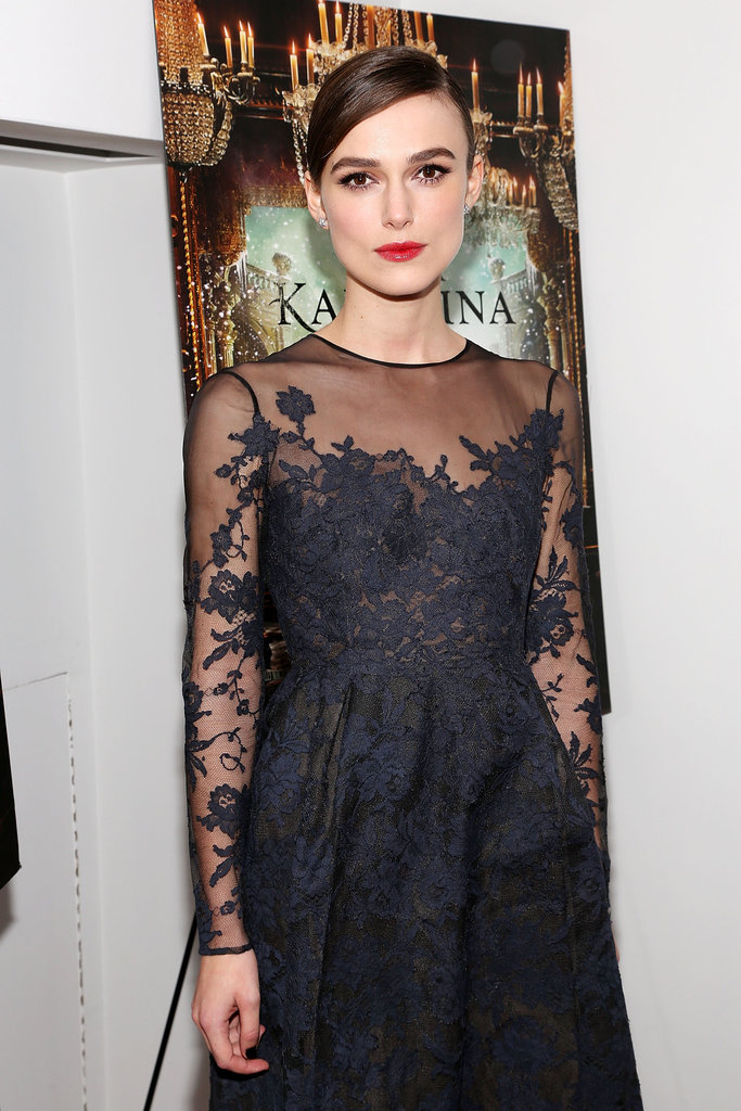 """Keira Knightley Loved Playing Anna Karenina, a Character You Might """"Hate"""""""