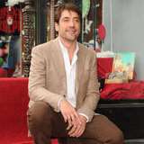 Javier Bardem Receives A Star On The Hollywood Walk of Fame