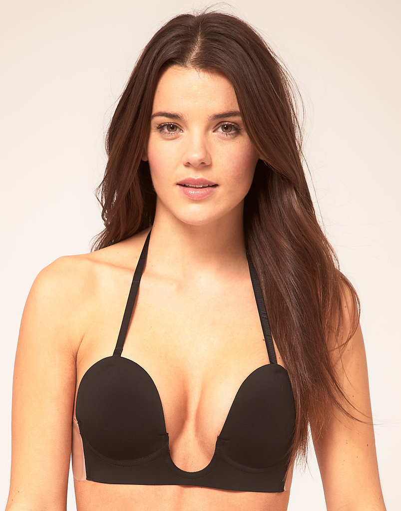 For dressier necklines and deep v-necks, be sure you have a bra like this Fashion Forms U Plunge Backless And Strapless Bra ($45) on hand. Bonus: it's also backless so you can get away with wearing those halter dresses and more revealing special occasion dresses, without revealing your underwear.