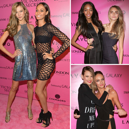 Victoria&#039;s Secret Afterparty Pictures 2012