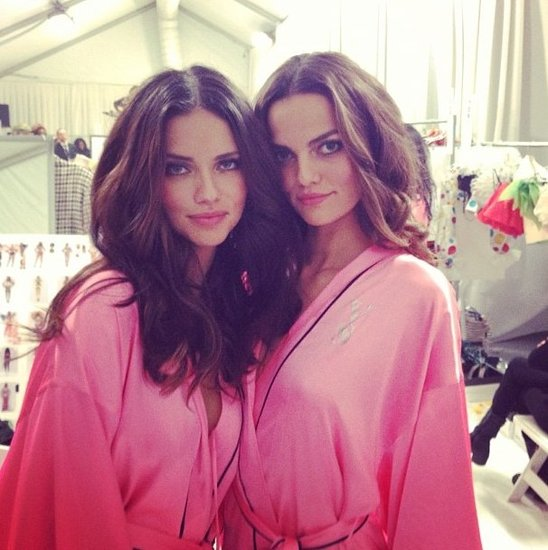 Victoria's Secret 2012 Fashion Show Runway - Show and behind-the-scenes