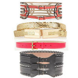 Accessory of the Week: Statement-Making Belts
