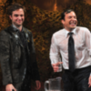 Robert Pattinson and Jimmy Fallon Water War