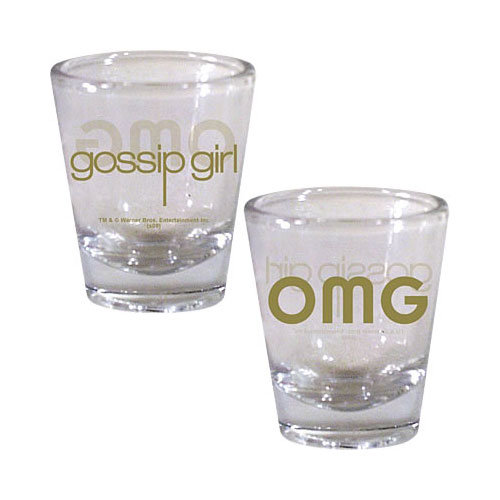 Clear Shot Glass ($6)