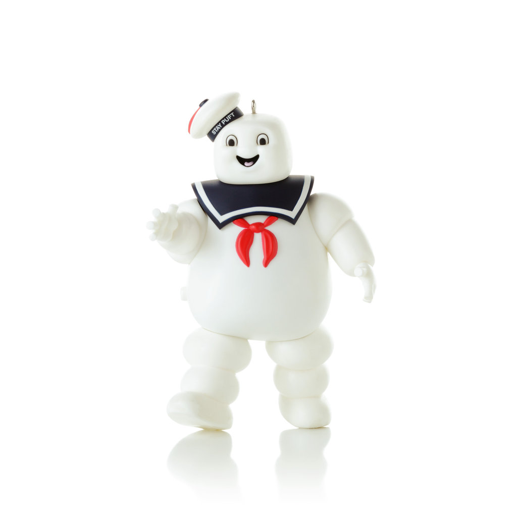 Stay Puft Marshmallow Menace ($18).
