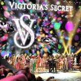 The light-speckled finale at the Victoria's Secret Fashion Show. Can you spot your favorite Angels?