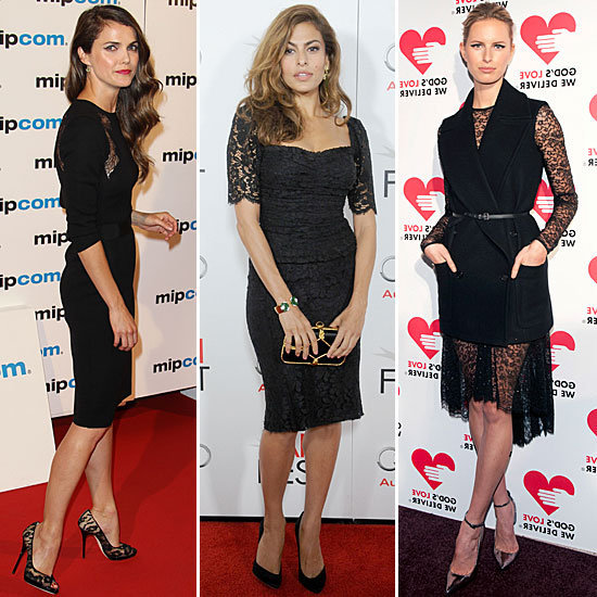 It's time to dust off that LBD for the holiday season!