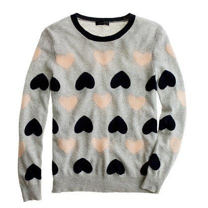 I love the heart motif on this cozy heartbreaker sweater ($98). — Tara Block, assistant editor