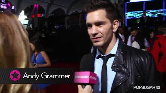 Video: Andy Grammer on His Wild AMAs Day!