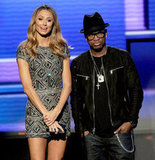 Stacy Keibler and Ne-Yo