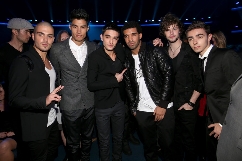 The Wanted and Drake