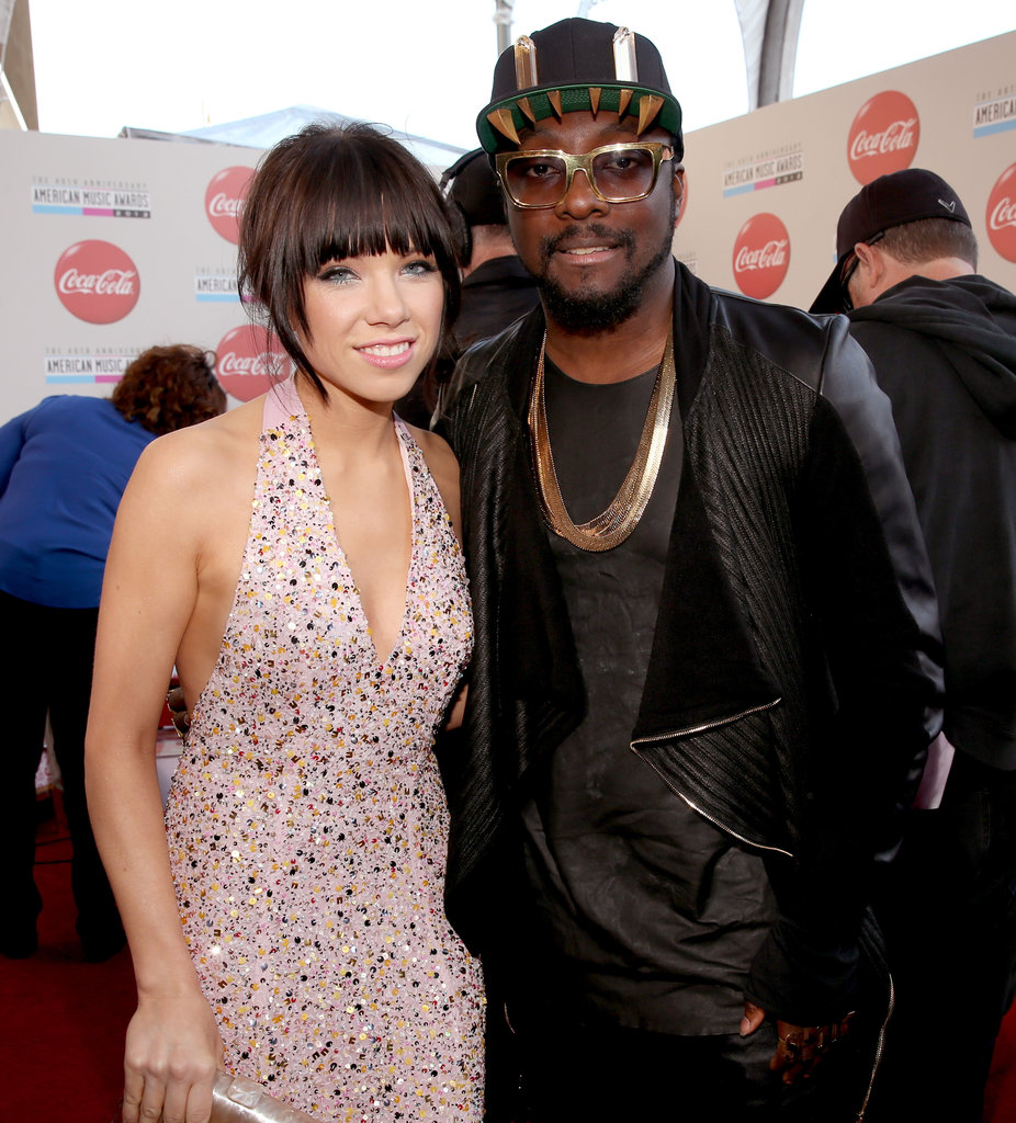 Carly Rae Jepsen and Will.i.am