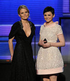 Jennifer Morrison and Ginnifer Goodwin