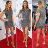 Pictures of Stacy Keibler at the American Music Awards
