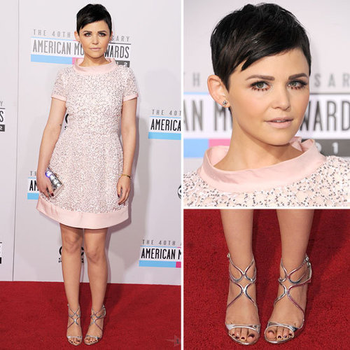 Pictures of Ginnifer Goodwinat the American Music Awards