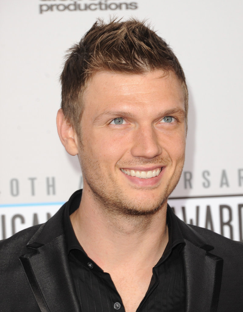 Now: Nick Carter