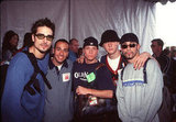 Then: Backstreet Boys
