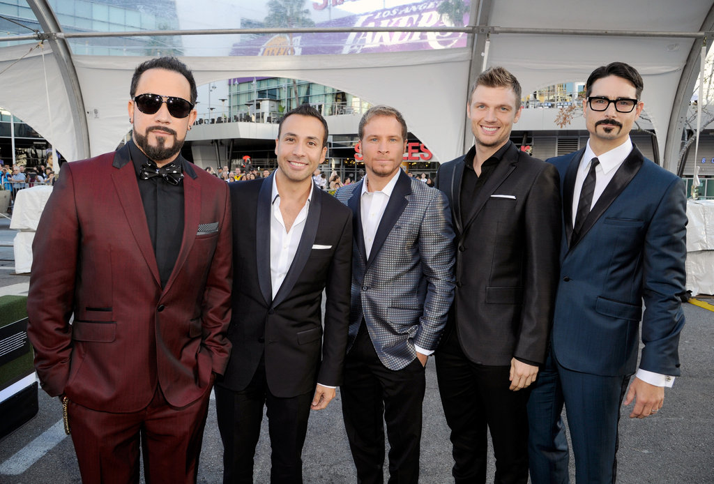 Now: Backstreet Boys