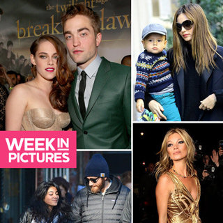 Celebrity Pics: Breaking Dawn, Kristen, Rob, Selena, Skyfall
