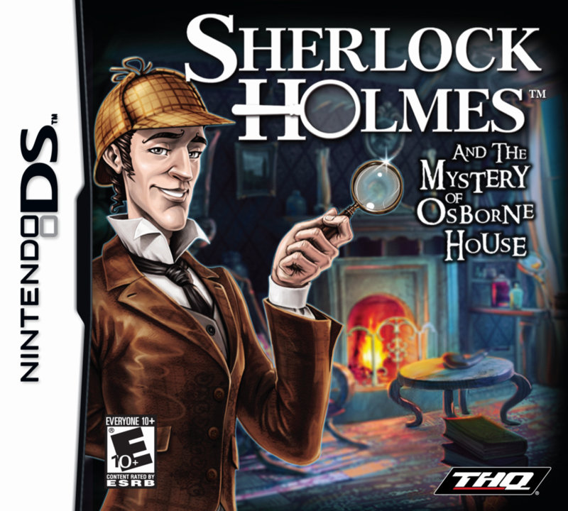 Sherlock Holmes and the Mystery of the Osbourne House ($18)