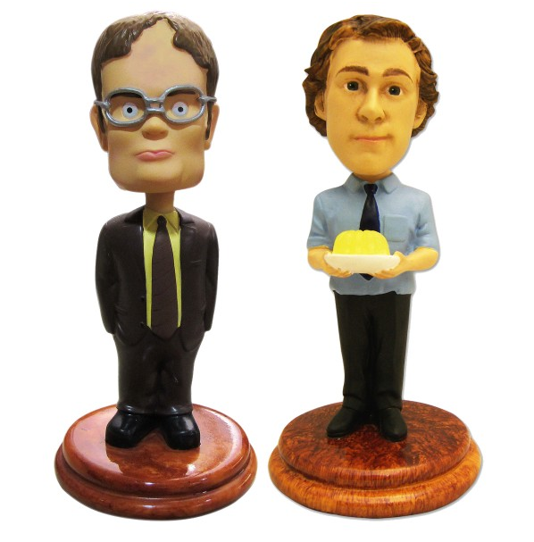 The Office Frenemies Bobblehead Set ($25)