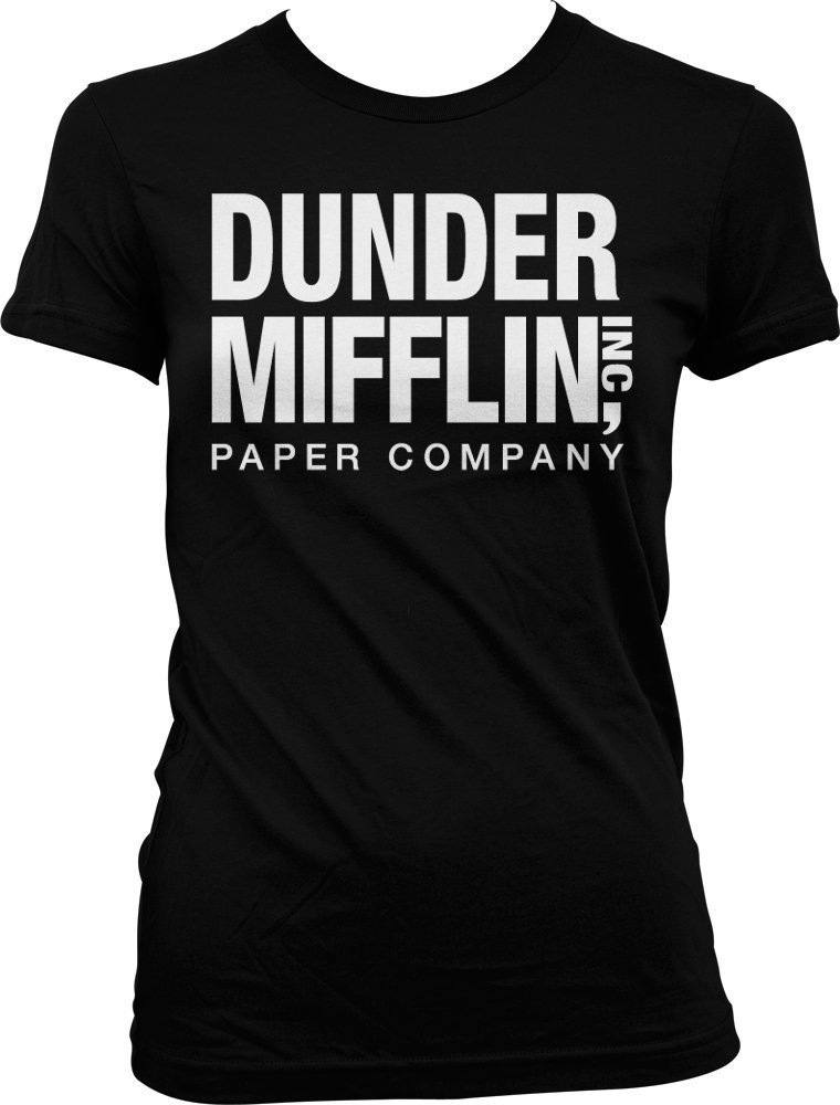 Dunder Mifflin Women's T-Shirt ($13)