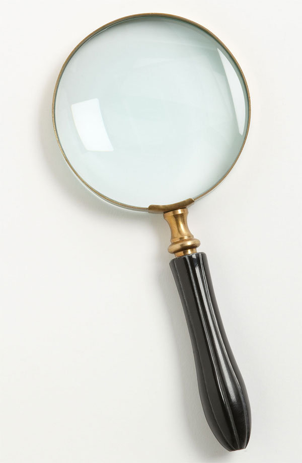 Magnifying Glass ($22)