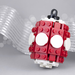 Red Barrel Ornament Building Kit ($15)