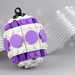 Lavender Barrel Ornament Building Kit ($20)
