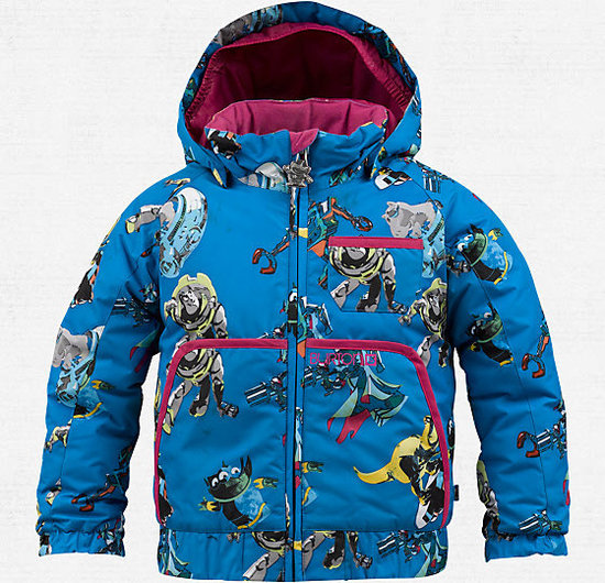 Mini Shred Girls' Charm Snowboard Jacket ($110)