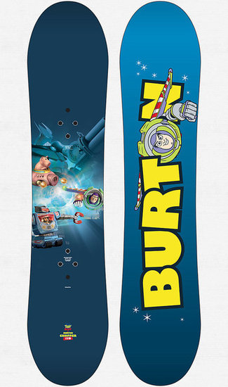 Buzz Lightyear Chopper Toy Story Snowboard ($200)