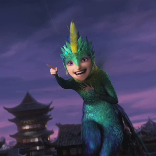 Rise of the Guardians Featurette on Tooth Fairy Character