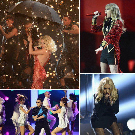 Taylor, Rita, Psy and More Rock the MTV EMAs