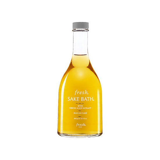 Inspired by Japanese bathing rituals, the Fresh Rice Sake Bath ($48) is ideal for the woman who needs a little relaxation this season. The formula contains real sake and fruit to help detoxify the body.