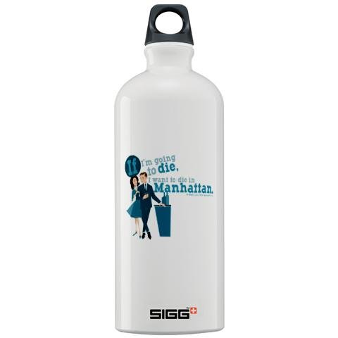 Mad Men Water Bottle ($30)