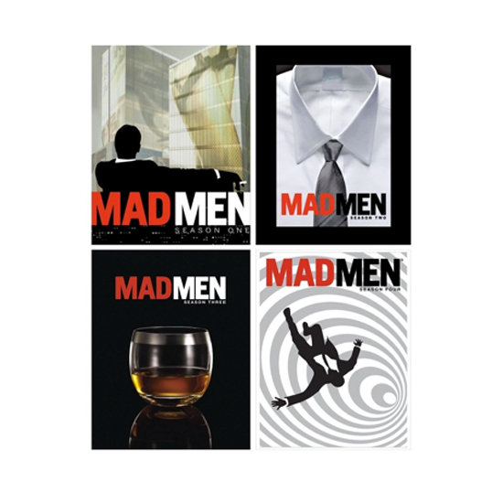 Mad Men: Seasons 1-4 ($70)