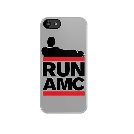 Mad Men Run AMC iPhone 5 Case ($37)