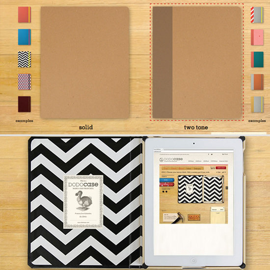 Have It Your Way — Build the iPad Case of Your Dreams