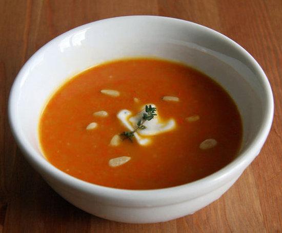 Carrot And Ginger Soup Detox Recipe   POPSUGAR Fitness Australia